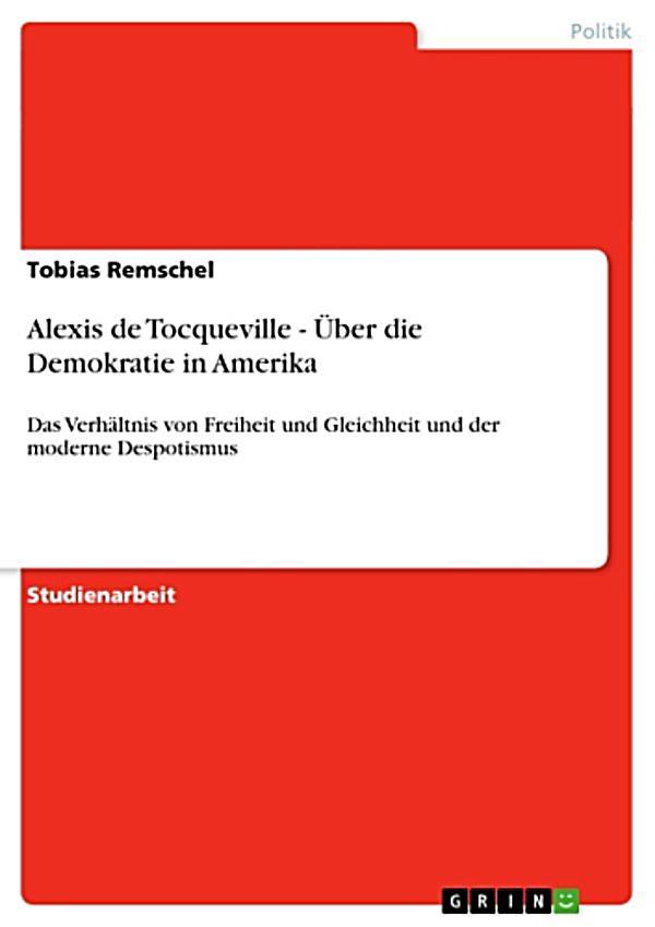 tocqueville thesis