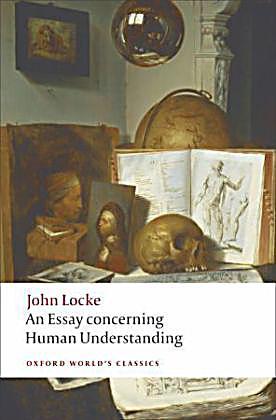 john locke an essay concerning human understanding