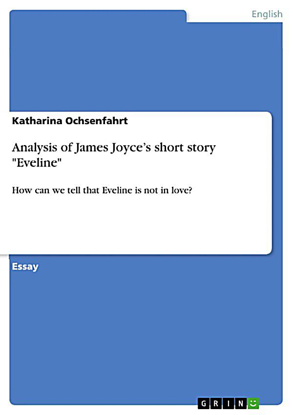 essay eveline james joyce