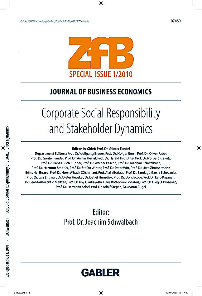 dissertation on corporate social responsibility