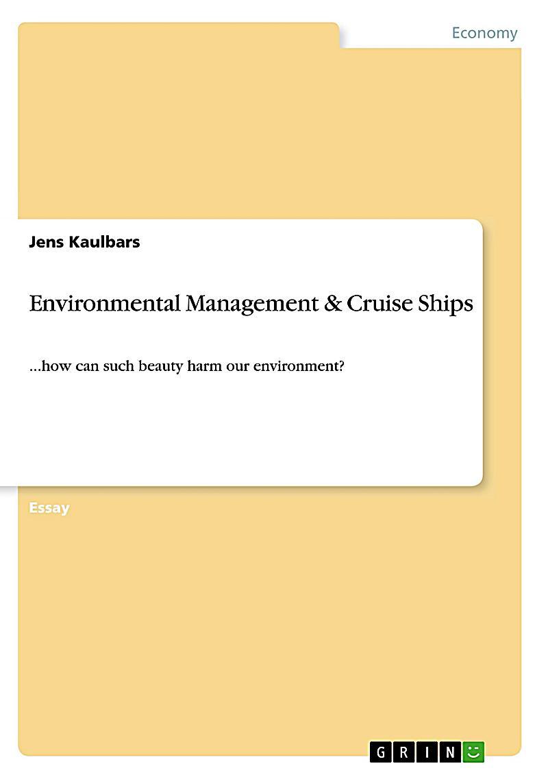 environmental management essay