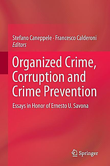 history of organized crime essay