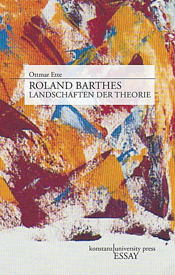 death author roland barthes essay