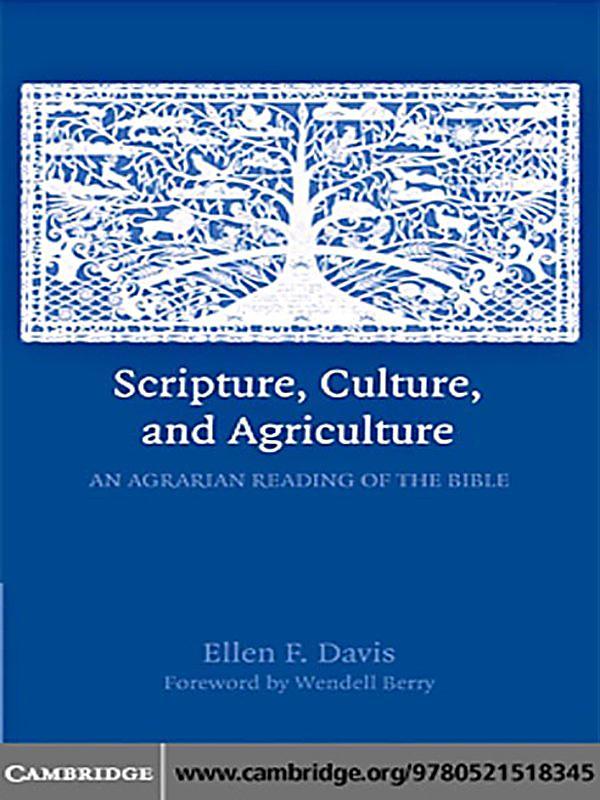 agricultural cultural essay