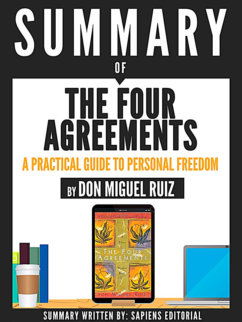 The Four Agreements Pdf Download Don Miguel Ruiz Dinocrofo