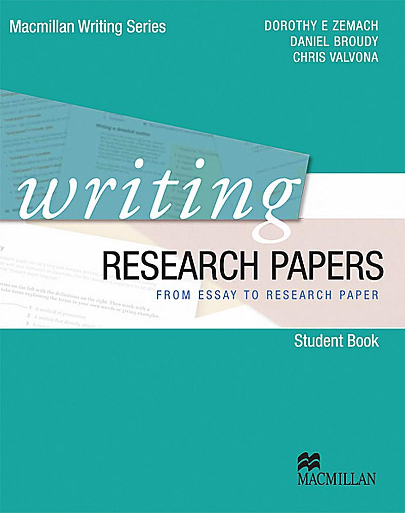 test on writing a research paper