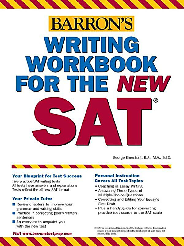 sparknotes essay writing sat