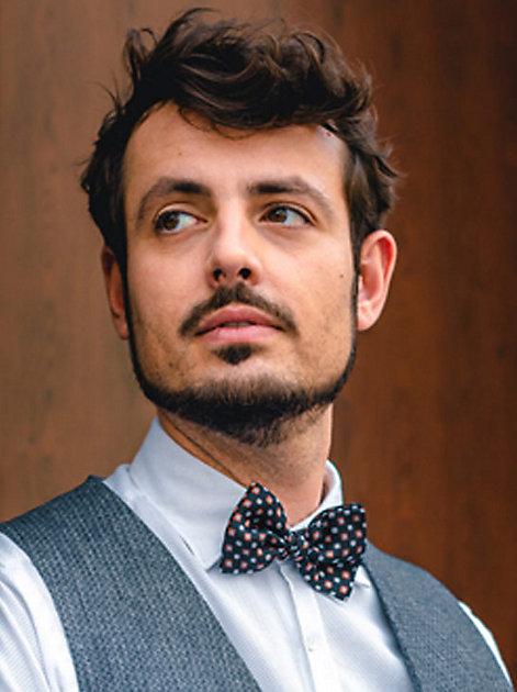 Daniel Caccia bietet Bigband-Sound vom Feinsten