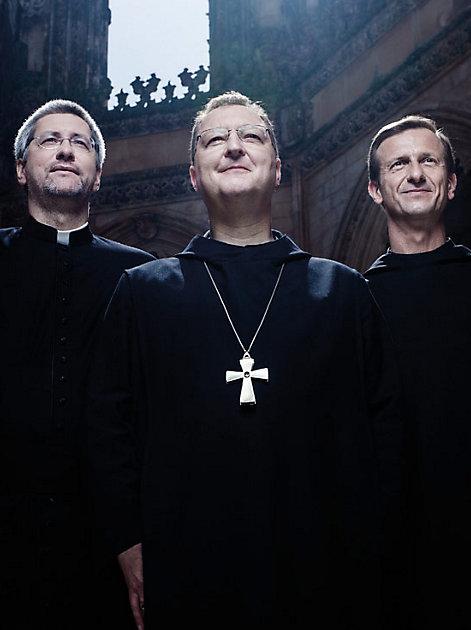 Sacropop, der die Herzen berührt: Die Priester