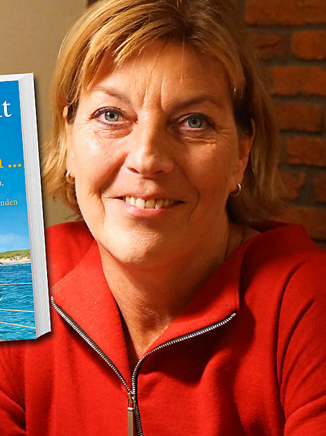 """Dora Heldt und ihr aktuelles Buch, die Kolumnensammlung """"Da fällt mir noch was ein"""""""
