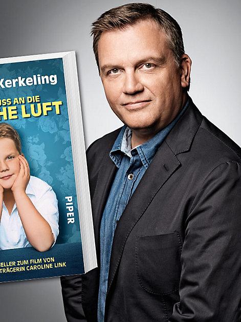 Jetzt als Film: Hape Kerkelings Autobiografie