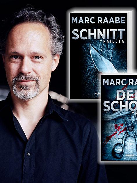 Schnitt, Der Schock, Heimweh - 3 Marc Raabe-Thriller in einem Paket