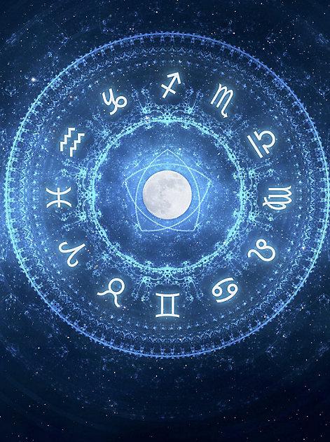 Die Stellung des Mondes in den Tierkreiszeichen kann Einfluss auf unser Leben haben