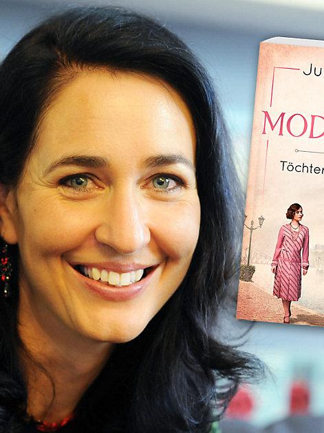 """Das neueste Werk von Julia Kröhn: """"Das Modehaus"""""""