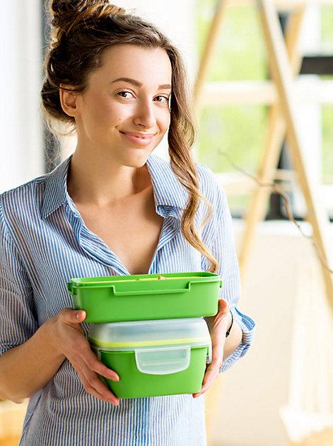 Kochen to go: Tagelang Hausgemachtes direkt aus der Lunchbox