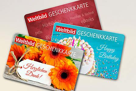 Bild Print-Geschenkkarte
