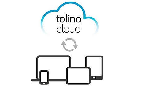 Die tolino cloud - Freiheit, Mobilität und Sicherheit