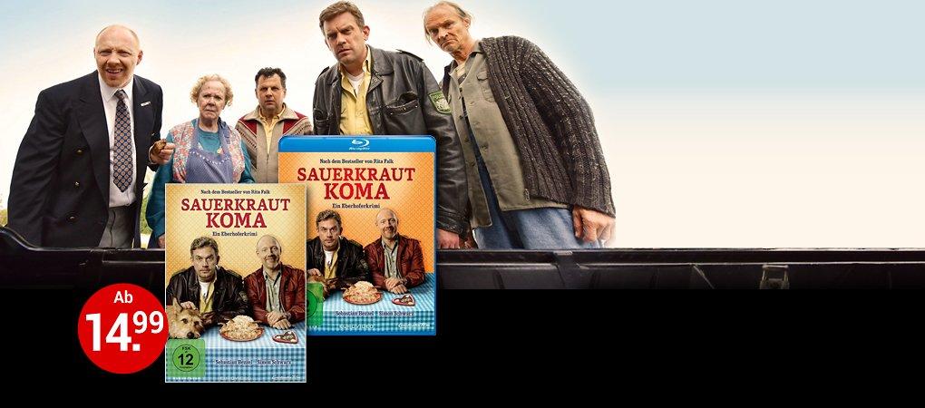 Sauerkrautkoma auf DVD hier kaufen