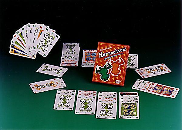 Image of AMIGO Hornochsen 2 - 6 Spieler, ab 10 Jahre