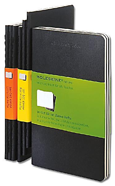 "Image of Moleskine-Notizbuch ""Kariert"", DIN A6"