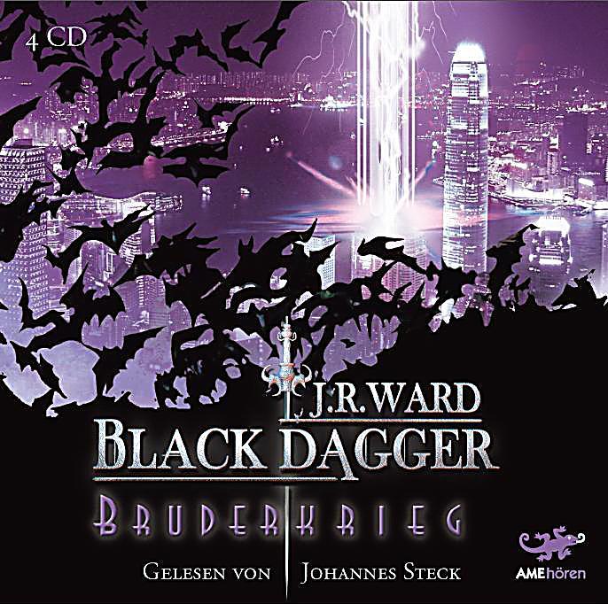 Image of Black Dagger Band 4: Bruderkrieg (4 Audio-CDs)