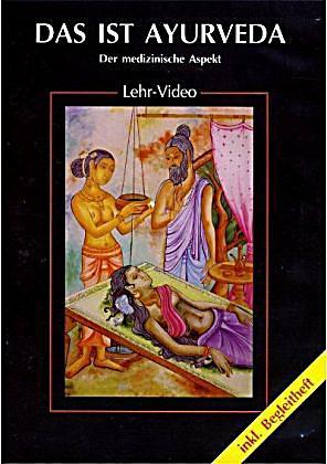Image of Das ist Ayurveda, DVD