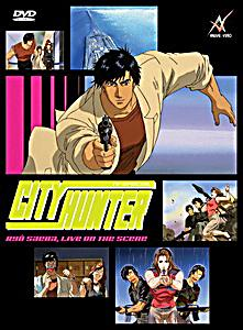 Image of City Hunter: Ryo Saeba, Live on the Scene