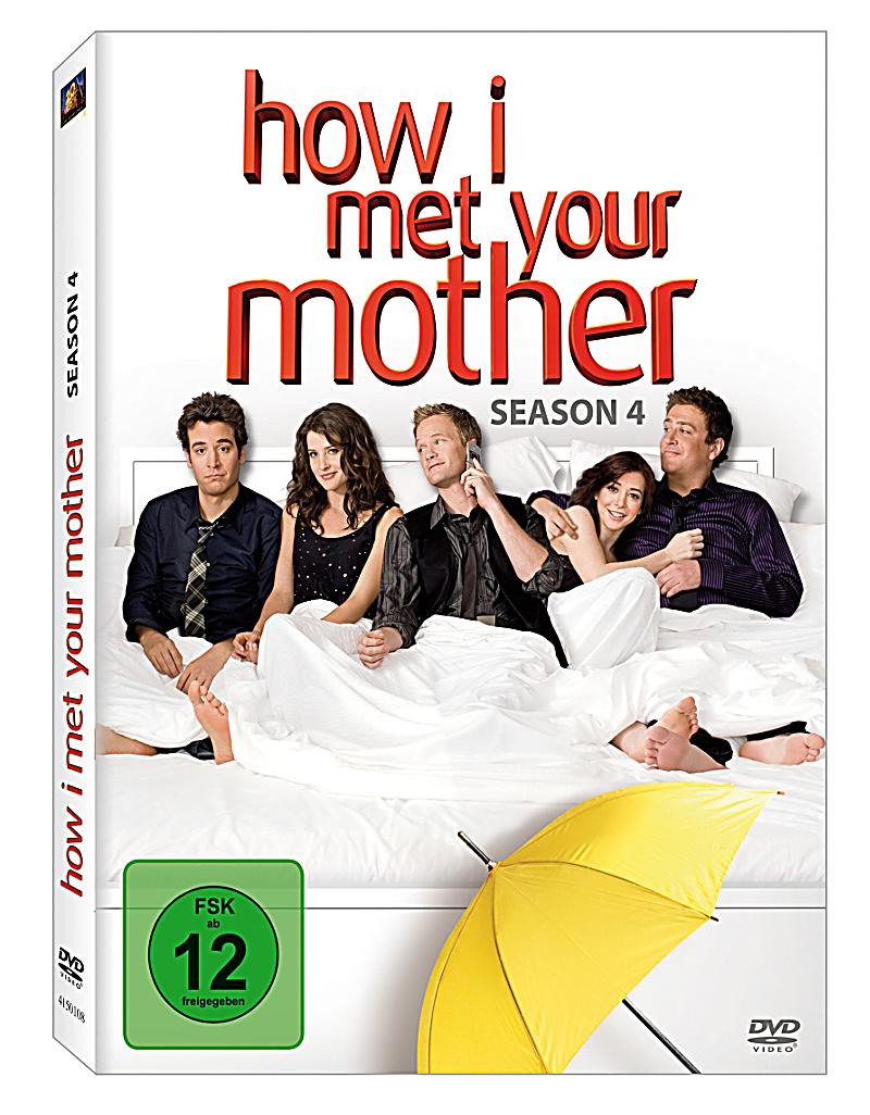 Image of How I Met Your Mother - Season 4