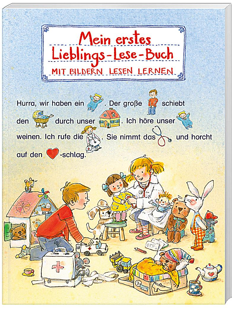 Mein erstes Lieblings-Lese-Buch
