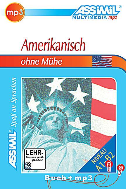 Image of Assimil Amerikanisch ohne Mühe: Lehrbuch und MP3-CD