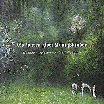 Image of Es waren zwei Königskinder, 1 CD-Audio