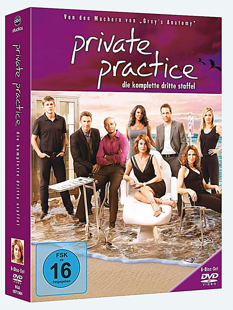 Image of Private Practice - Staffel 3