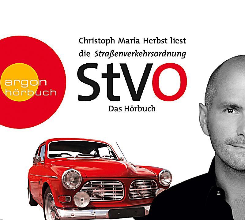 Image of Die Straßenverkehrsordnung (StVO), 2 Audio-CDs