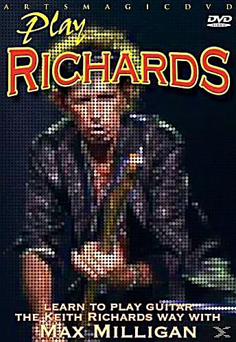 Image of Play Richards - Learn To Play Keith
