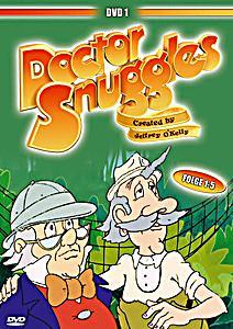 Image of Dr. Snuggles DVD 1 (Episoden 01-05)