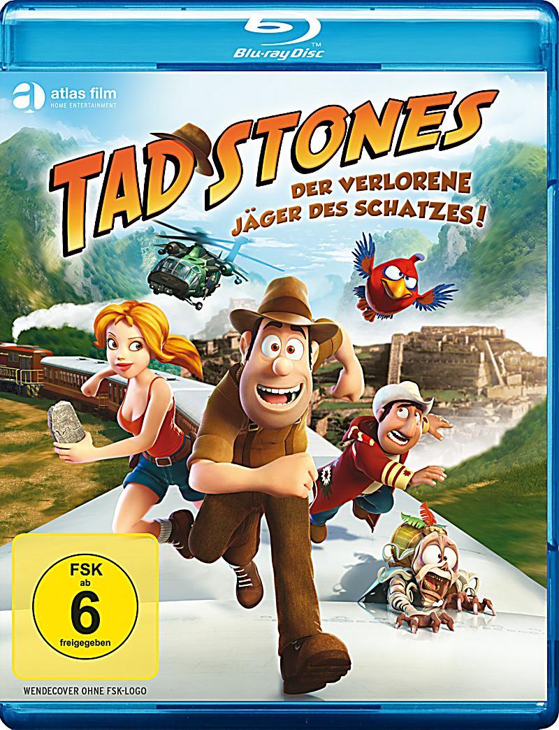 Image of Tad Stones - Der verlorene Jäger des Schatzes!