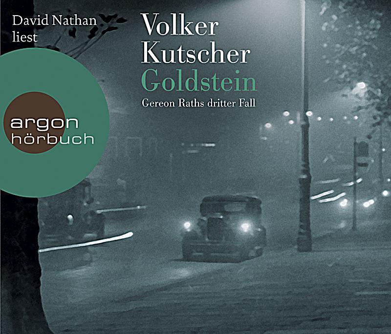 Image of Kommissar Gereon Rath Band 3: Goldstein (6 Audio-CDs)