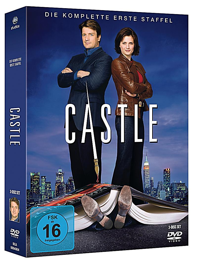 Image of Castle - Staffel 1