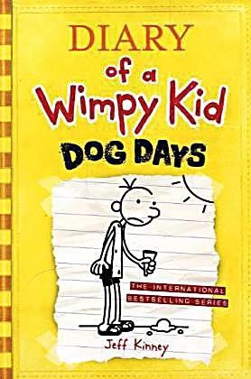 Image of Diary of a Wimpy Kid - Dog Days