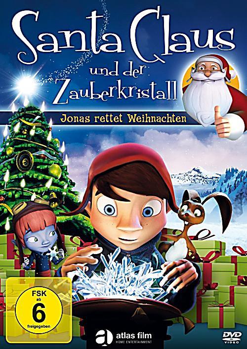 Image of Santa Claus und der Zauberkristall - Jonas rettet Weihnachten