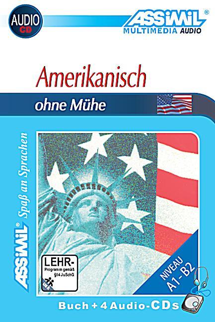 Image of Assimil Amerikanisch ohne Mühe: Lehrbuch und 4 Audio-CDs