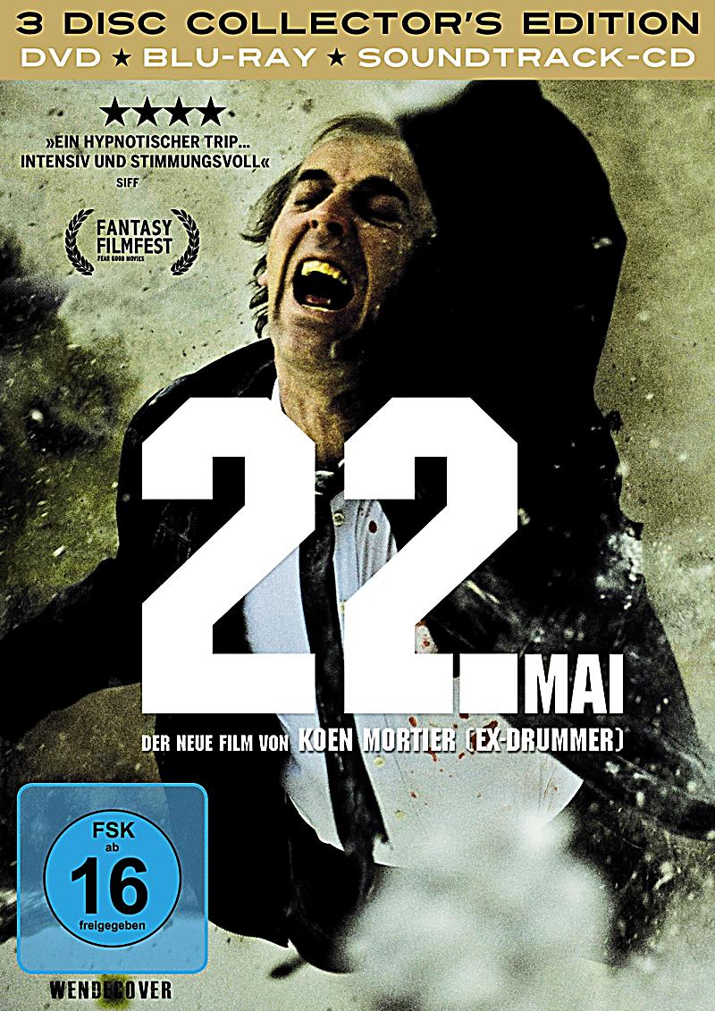 Image of 22. Mai - 3 Disc Collector's Edition