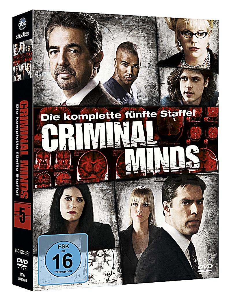 Image of Criminal Minds - Staffel 5