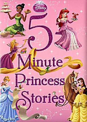 Image of 5-Minute Princess Stories