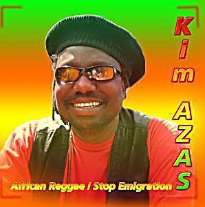 Image of African Reggae,Stop Emigration