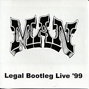 Image of Legal Bootleg Live '99