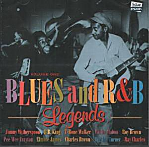 Image of Blues And R&B Legends-Vol.1