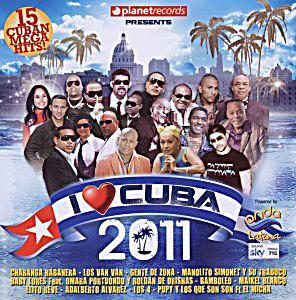 Image of I Love Cuba 2011