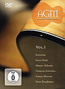 Image of Acoustic Guitar Masters Vol.1