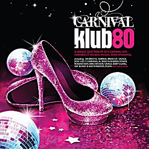 Image of DJ Happy Vibes Presents Carnival Club80
